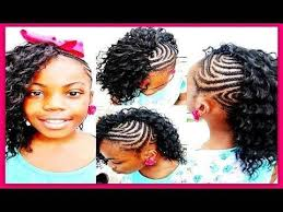 hairstyles for 9 year olds with straight hair cute hairstyles for black 9 year olds hair