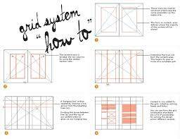 grid layout how to 65 best grid system images on pinterest editorial design page