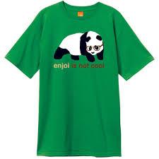 enjoi not cool men u0027s t shirt kelly green u2013 skateamerica