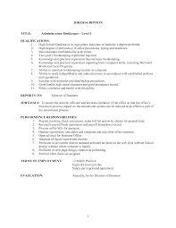 resume for bookkeeper description 28 images resume exle