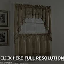 Jc Penneys Kitchen Curtains Jcpenney Curtain Sale Darcy Rodpocket Window Tiers And Valance