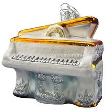 3 5 glass piano ornament global sources