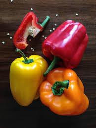 free stock photo of capsicum food healthy
