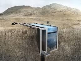 after going viral this unbelievable cliffside home is becoming a