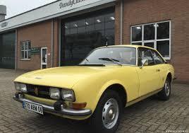 peugeot pininfarina vente voiture ancienne de collection peugeot 504 coupé