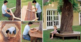 Tree Bench Ideas Bench Awesome Best 25 Around Trees Ideas On Pinterest Tree Inside