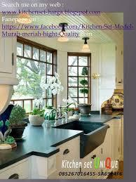design kitchen set minimalis modern kitchen set minimalis jasa kitchen set malang kitchen set dapur sem u2026