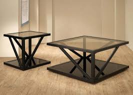 modern wood contemporary coffee table