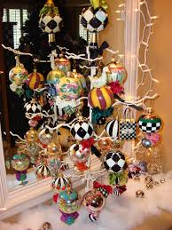 breezy trees mackenzie childs ornaments these are a few
