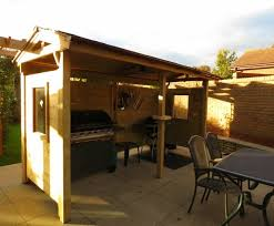 Best TEE ISE Grillile Katusealune DIY BBQ Shelter Images On - Backyard shelters designs