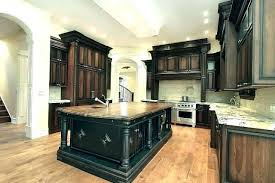 restain kitchen cabinets youtube staining without sanding refinish