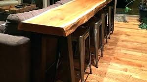 6 foot bar table long pub table long pub table contemporary 6 foot bar 3 day project