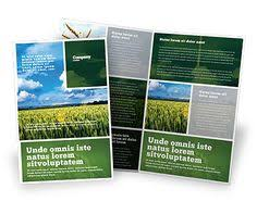 agriculture brochure templates in microsoft publisher adobe