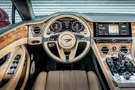 bentley convertible interior 2018 bentley continental gt first drive autocar