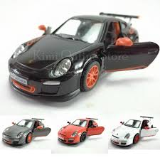 porsche gt3 grey kinsmart diecast car 1 36 porsche 9 end 2 11 2020 11 45 am