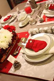 Red Christmas Table Decoration Ideas by 46 Beautiful Christmas Wedding Table Setting Ideas Weddingomania
