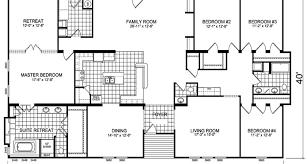 24 fresh triple wide trailer floor plans kelsey bass ranch 24085