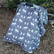 Free Carseat Canopy Pattern by Baby Car Seat Canopy Baby Car Seat Cover Grey Car Seat