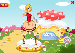 dress up games full version free download cute candy doll dress up free game screenshots