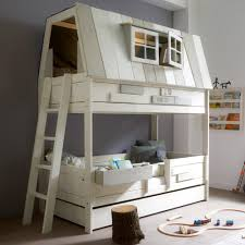Kids Bunkbed Treehouse Hangout Bed Lifetime Furniture Cuckooland - Kids bunk bed