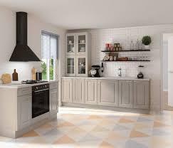 cuisine blanche mur taupe cuisine blanche mur taupe home design ideas 360