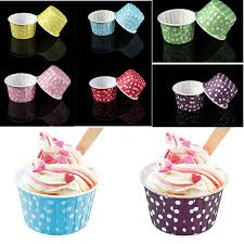 Candy Cups Wholesale Aliexpress Com Buy Wholesale 20pcs Lot Paper Cake Cup Ice Cream