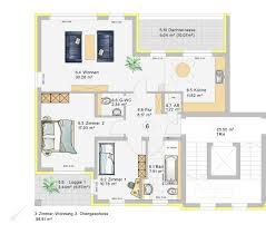 Wohnung 3 Zimmer Wohnung Im 3 Obergeschoss W13 Klia Wohnpark
