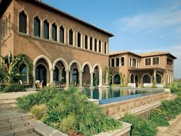 villa style homes tour cher s renaissance style residence in california