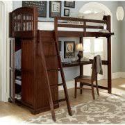 Loft Bed With Desk For Kids Desk Loft Beds