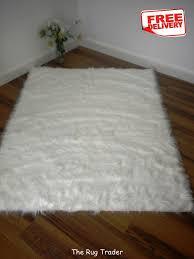 trend faux sheepskin rug today