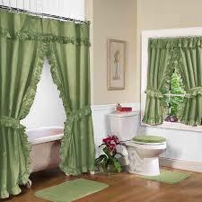 what style kind bathroom window curtains looks good home bathroom window curtains and valances