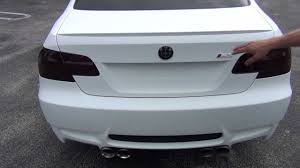 matte white bmw plastidip m3 matte white dipyourcar com pro car kit youtube