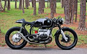 bmw motorcycle cafe racer 1975 bmw r90 6 cafe racer rocketgarage cafe racer magazine