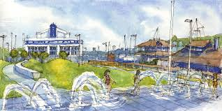 urban sketchers seattle south lake union park