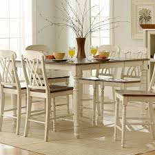Dining Room Sets With Leaf Best 25 Counter Height Dining Sets Ideas On Pinterest Tall