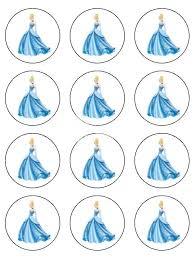 Cinderella Cupcakes De 21 Bästa Cara U0027s Princess Party Bilderna På Pinterest