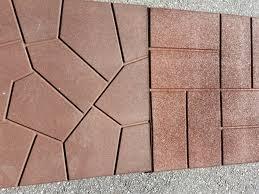 Home Depot Patio Bricks by Patio 57 Rubber Patio Pavers Interlocking Patio Tiles Home