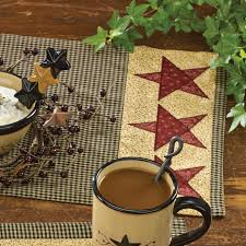 country kitchen linens primitive home decors