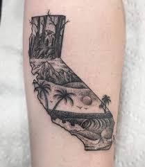 the 25 best cali tattoo ideas on pinterest palm tree tattoos