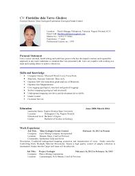 Job Titles On Resume by Flordeline D Glodove Resume