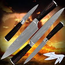 100 maxam kitchen knives best 20 hunting knife set ideas on