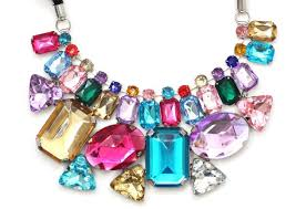 coloured crystal necklace images Necklace most wanted accessories jpg