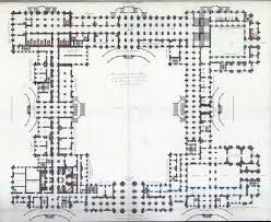 winter palace floor plan ground floor plan of the winter palace russia s heritage