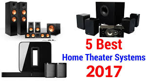 5 best home theater systems youtube