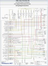 1993 jeep cherokee wiring diagrams jeep ignition wiring diagrams
