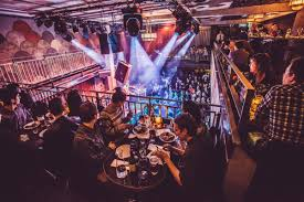 restaurant with live music in camden town the jazz cafe camden