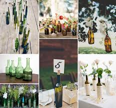 Eco Friendly Decor Recycled Glass — Costa Rica Wedding & Travel