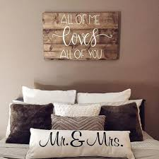 wood sign wall best 25 bedroom signs ideas on farmhouse decor wall