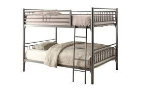 viv rae shayne full over full bunk bed u0026 reviews wayfair