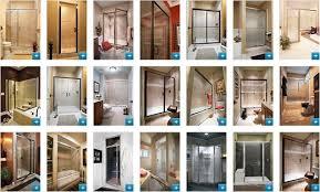 bathroom shower door ideas shower door ideas for bathroom trendslidingdoors